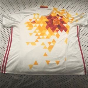 Adidas Spain 🇪🇸 authentic Jersey away 2017